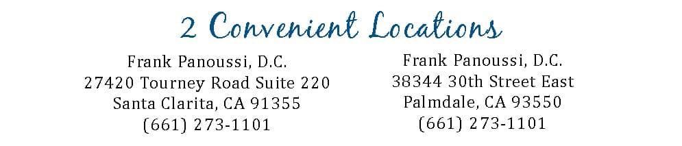 2 Convenient Locations